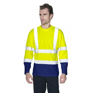 Koszulka Mark The Helper Hi-Vis Long